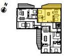 Appartement F3 à vendre à EVIAN LES BAINS 3/7